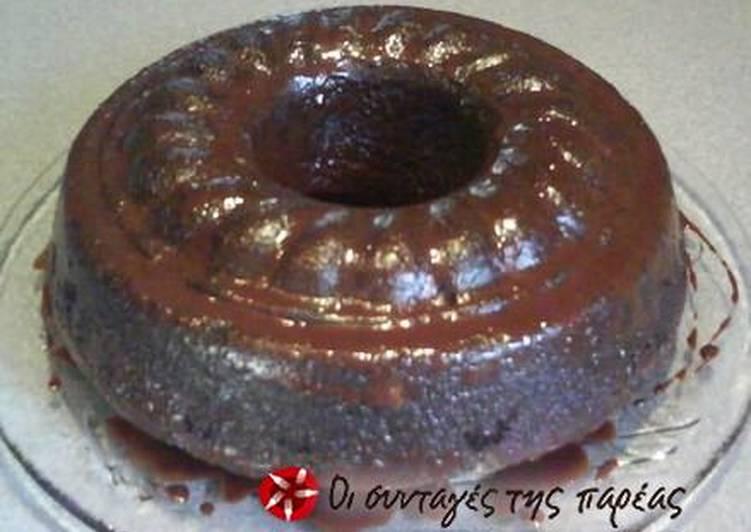 Easiest Way to Make Yummy Vegan chocolate cake
