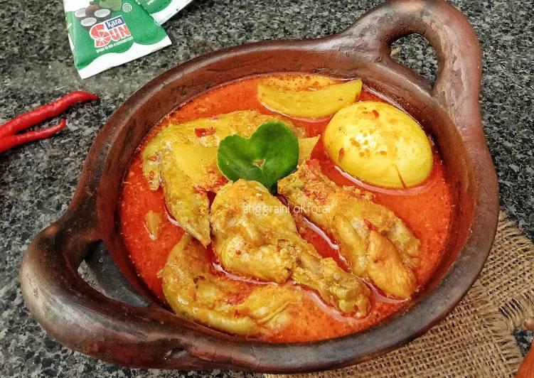 Resep Gulai Ayam, Lezat