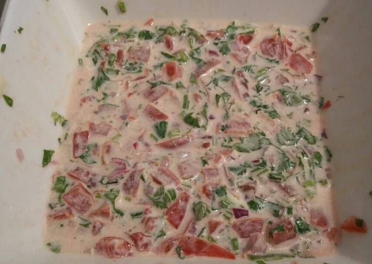 Recipe of Favorite Kachubari with mayonnaise