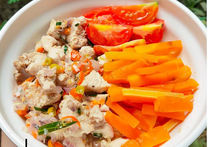 Ayam Sambel Matah Cocok Untuk Diet