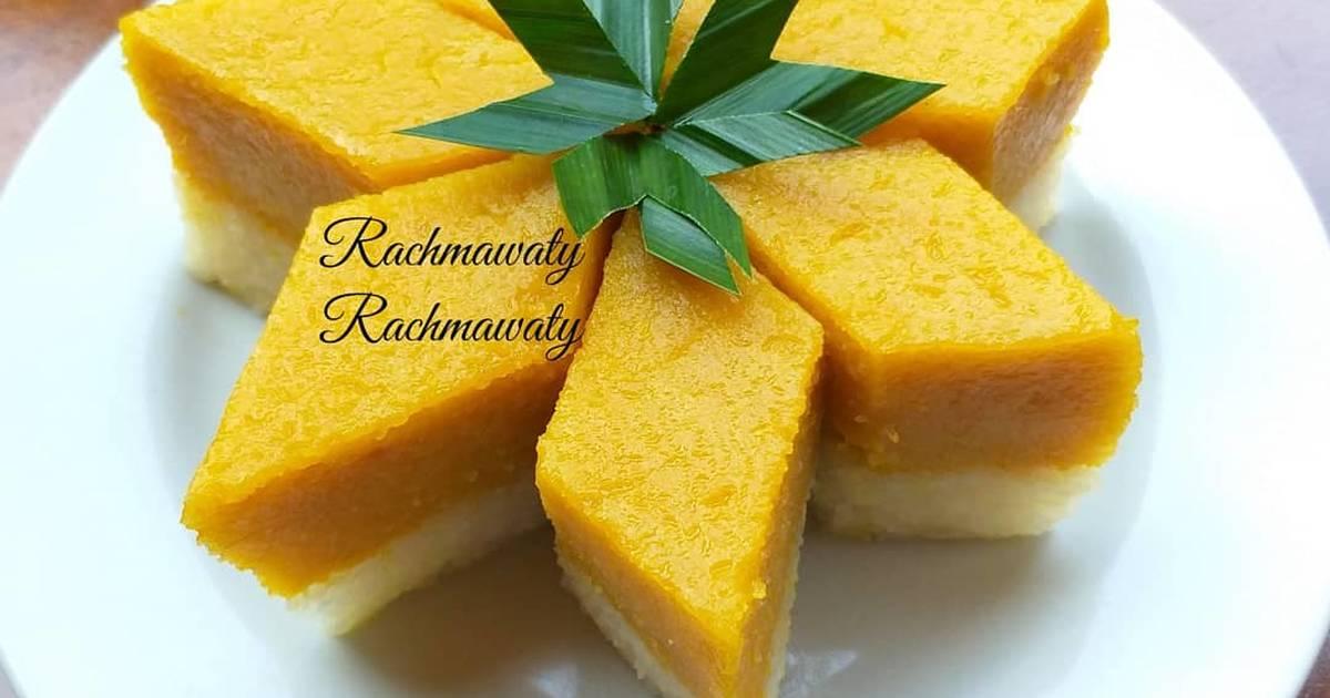 9.Kue Talam Ketan Labu Kuning by Rachmawaty