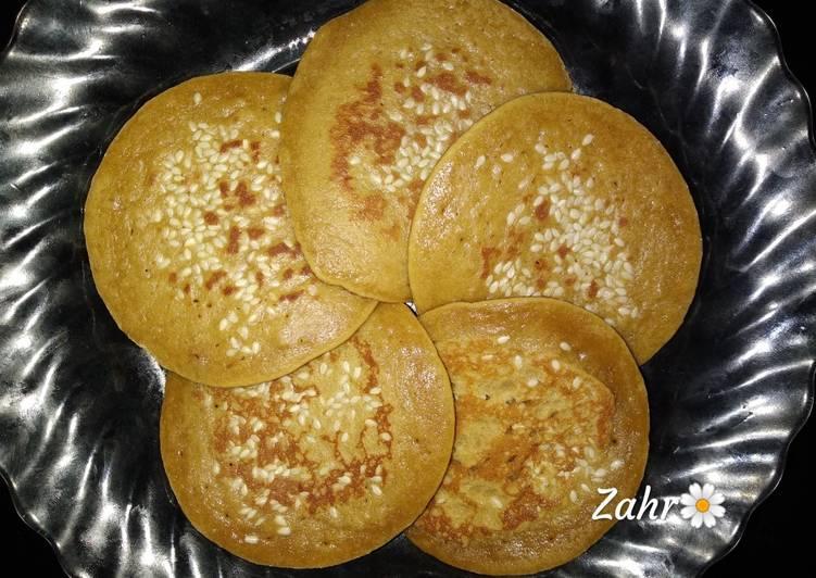 Almond Flour Pancake (gluten free)