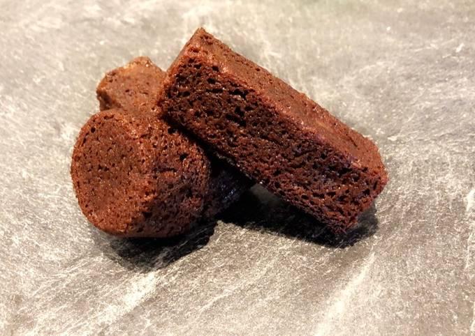 Mini moelleux poire/chocolat