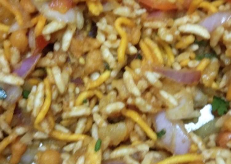 M's Bhel Puri