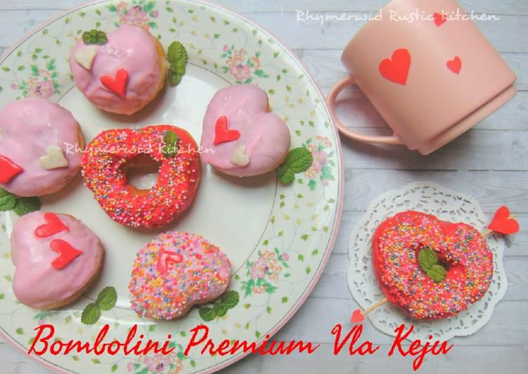 Bombolini Premium Vla Keju (dan Premium Donat)