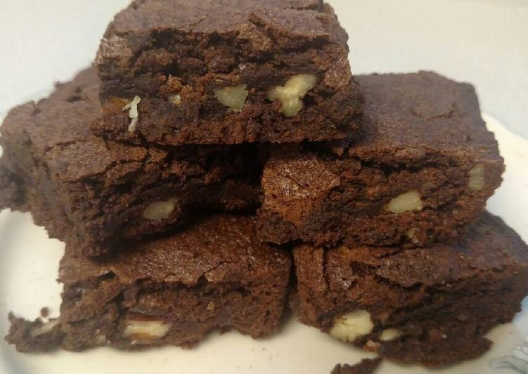Katharine Hepburn's Brownie Recipe