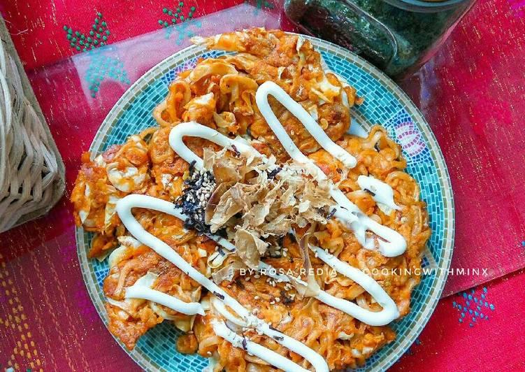 Samyang Okonomiyaki