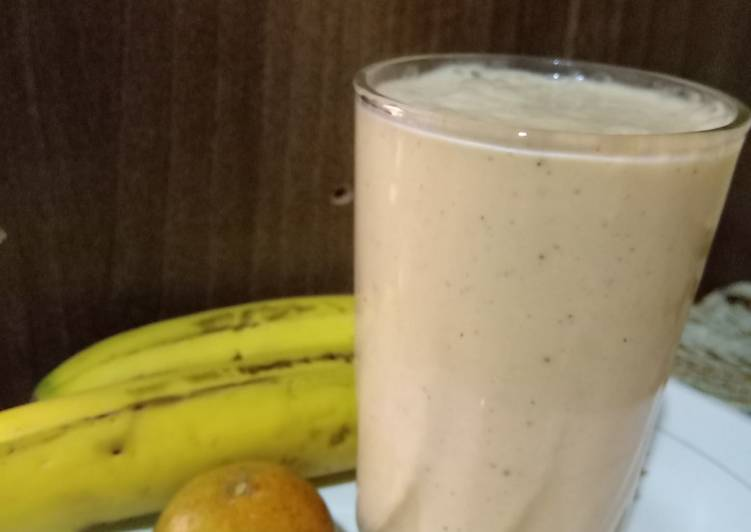 What are some Dinner Ideas Ultimate Banana oat milk smoothie