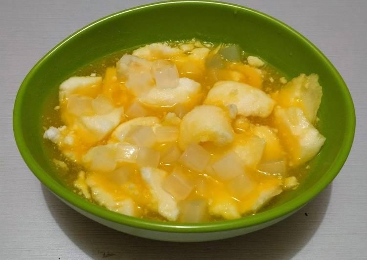 Es timun suri Coco kuah jeruk