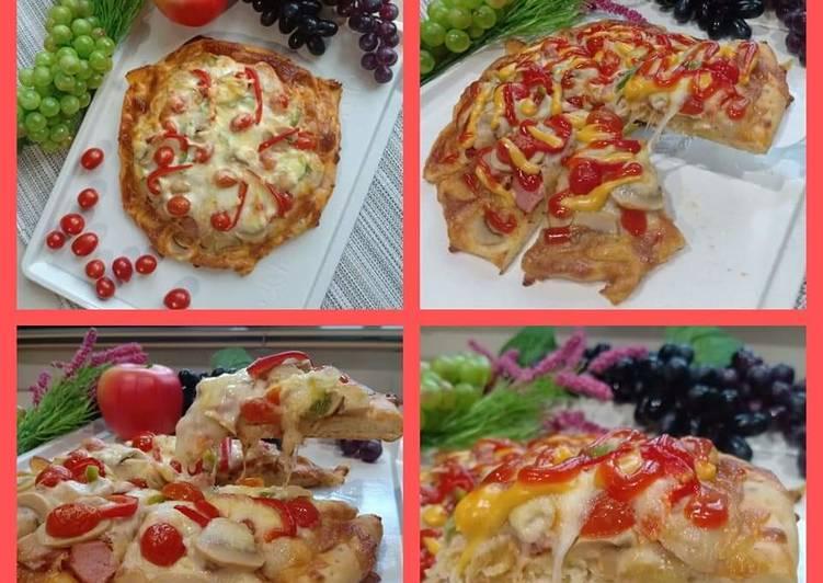 Resepi: Pizza  Terbaru