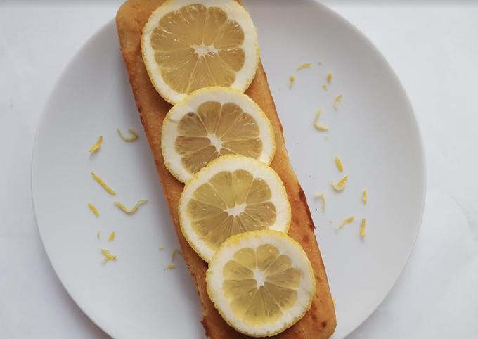 Cakes aux agrumes