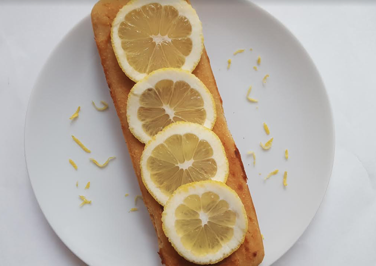Le moyen le plus simple de Cuire Délicieuse Cakes aux agrumes
