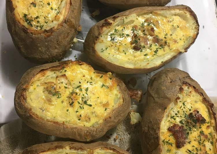 Omelet potatoes