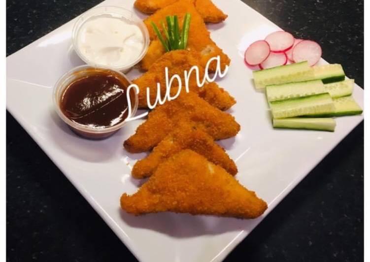Chicken Triangles: