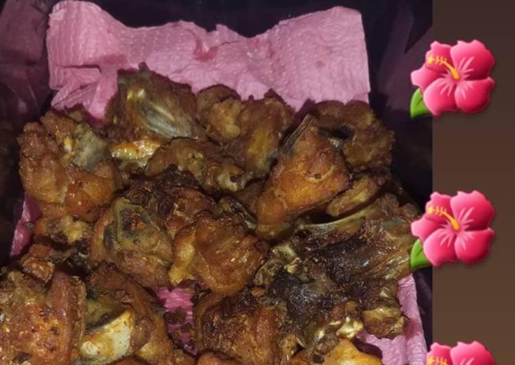 Ayam goreng garing