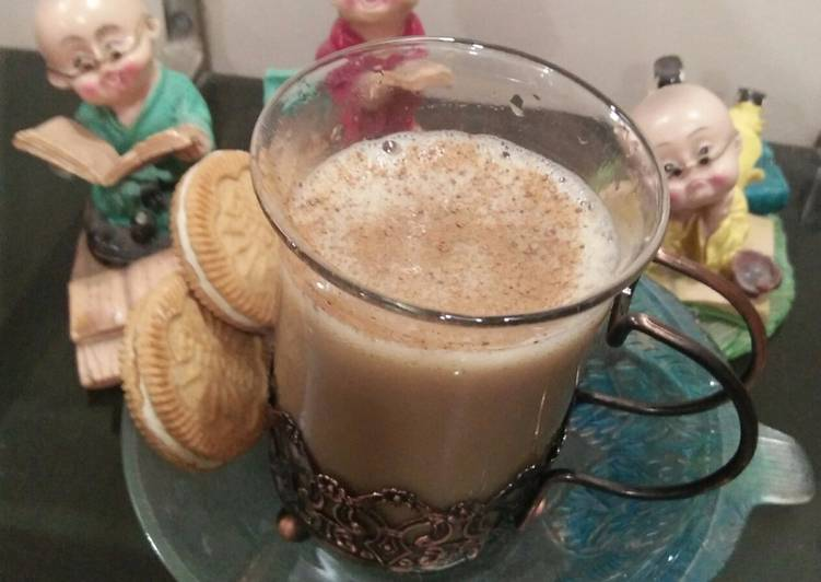 Steps to Make Super Quick Homemade Cappuccino