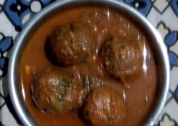 Simple Way to Make Quick Gobhi kofta curry
