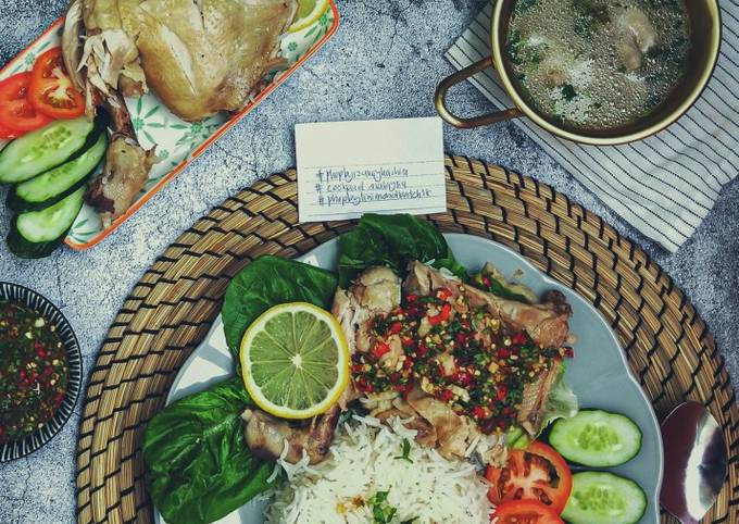 Nasi Ayam Thai #phopbylinimohd #batch18