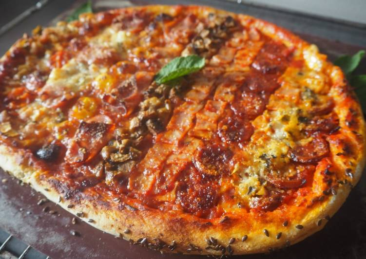 Recipe: Perfect Pizza