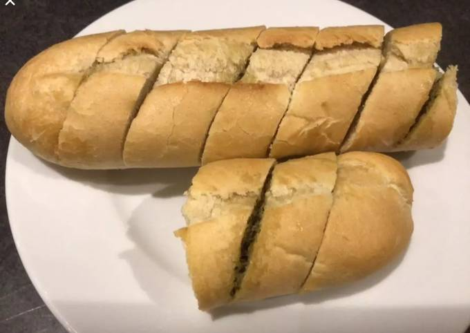Don't through away No.4. What to do with leftover garlic bread
