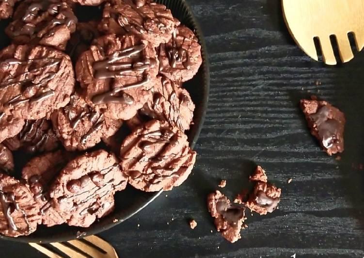 Triple Choco Cookies