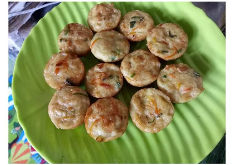 Resep Mie telur (Omlet) Kukus Yang Mudah Bikin Nagih