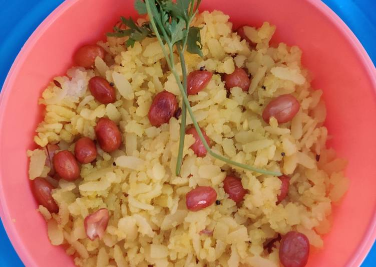 Peanuts Poha - Laurie G Edwards