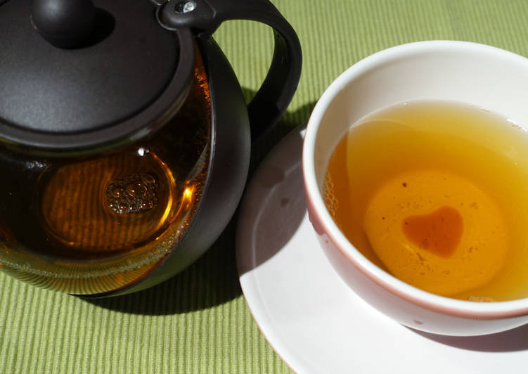 Longan and Red Jujube Tea