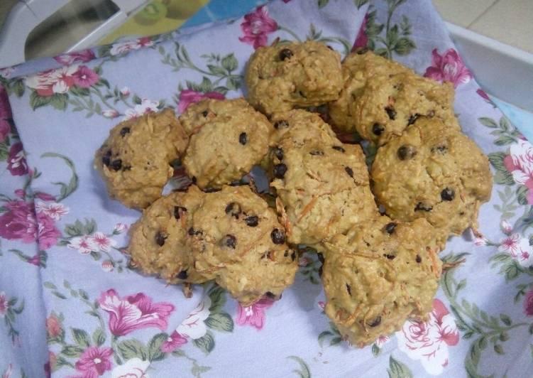 Cookies Wortel