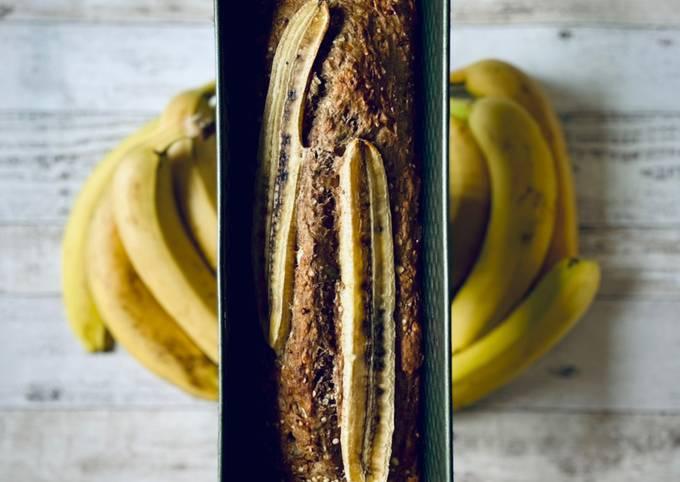Recipe: Appetizing Veggie banana bread