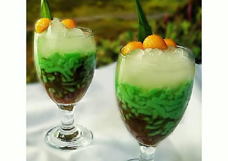 Resep Es Dawet Ayu Banjarnegara Oleh Wiwi Haryanto Cookpad