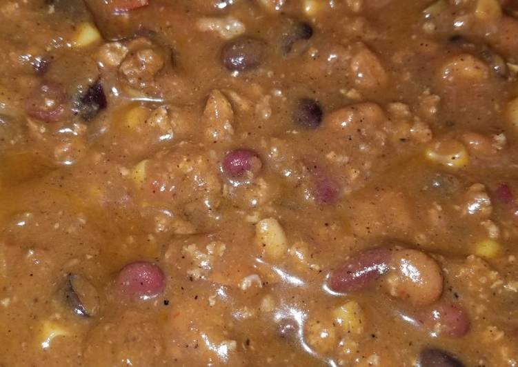 How to Make Top-Rated Chili