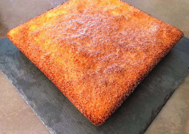 Gâteau piña colada