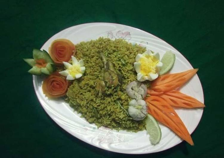 Steps to Prepare Speedy Chicken khichuri (Bengali dish)