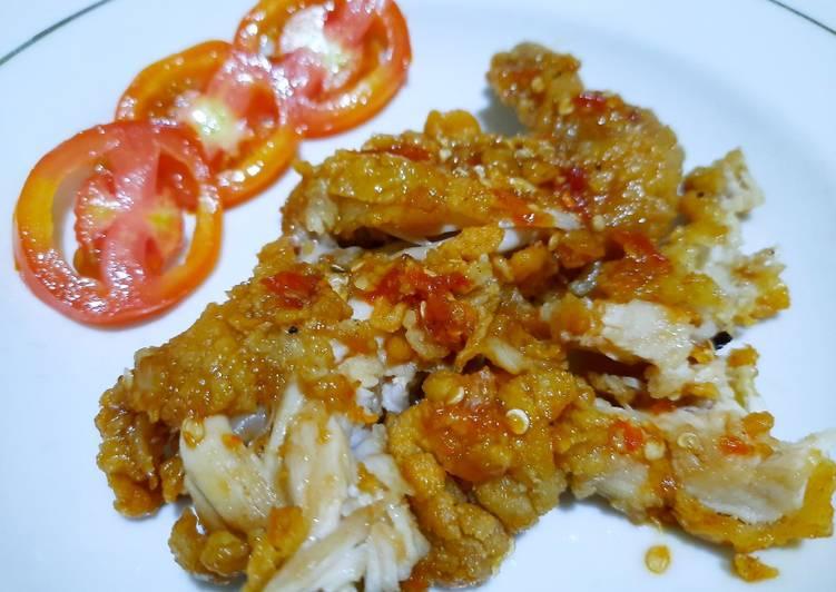 Langkah Mudah untuk Membuat Ayam geprek yang Enak