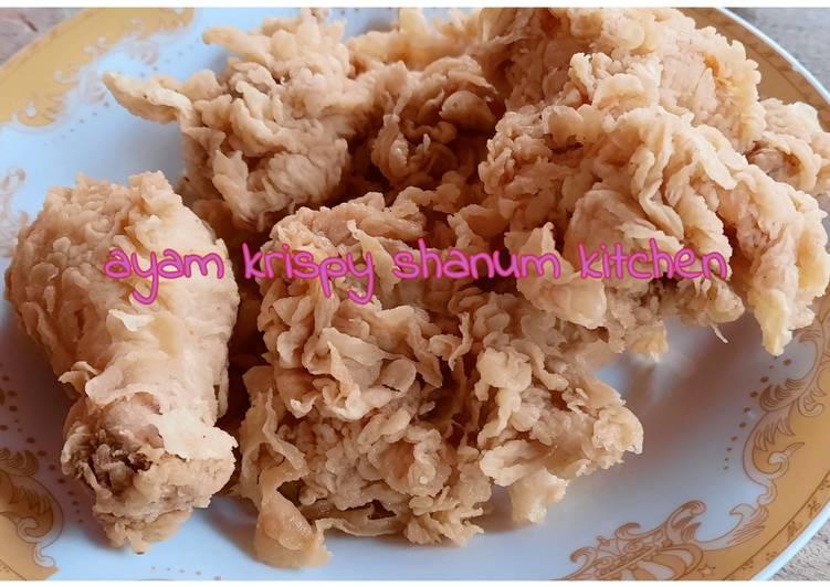 Ayam krispy