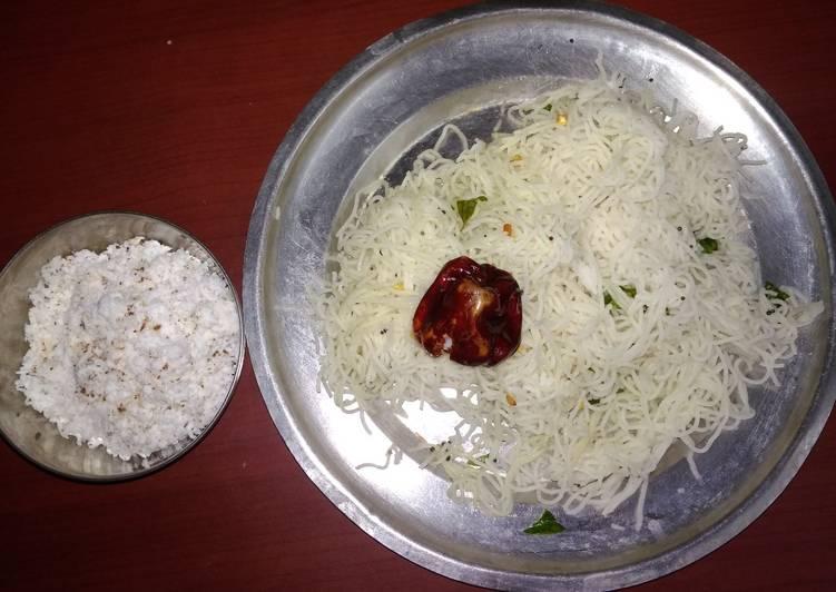 Idiyappam