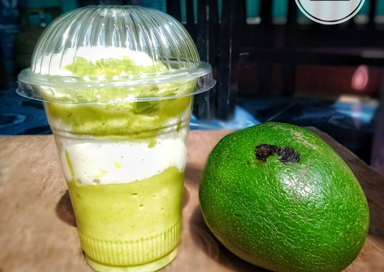 Resep King Avocado Oleh Nada Karu Cookpad