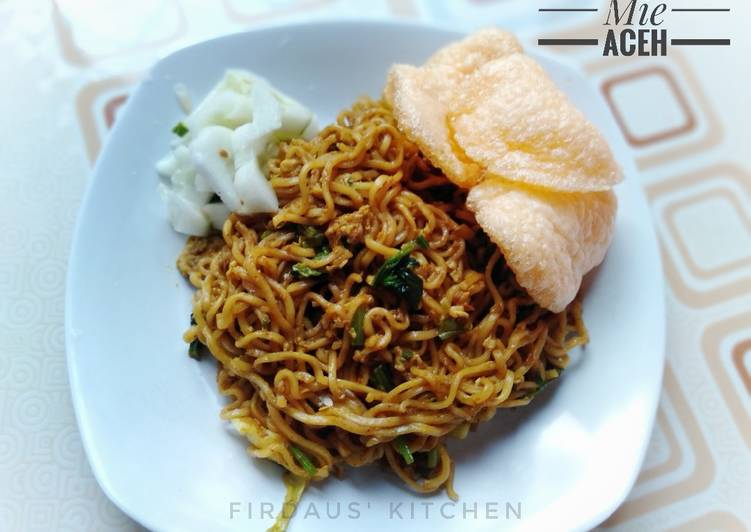 Resep Mie Aceh Yang Gampang Bikin Ngiler