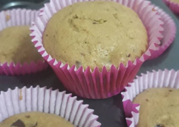 How to Prepare Homemade Perfect Banana muffins