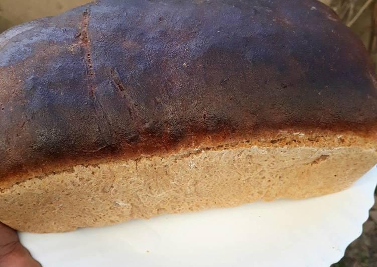 90 min bread recipee