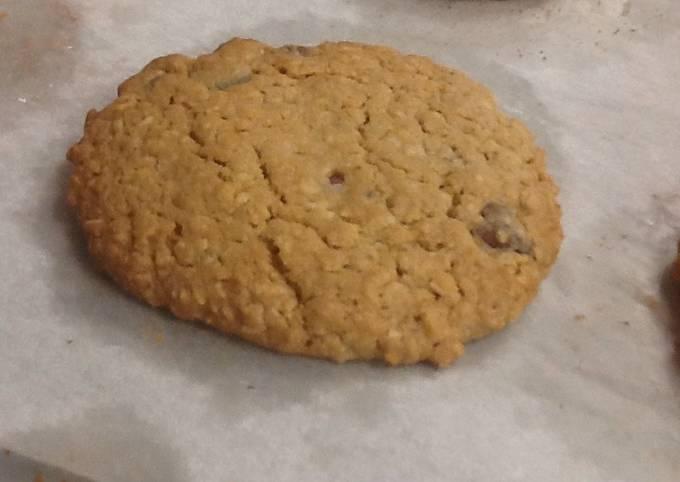Recipe Really Good Big Oatmeal Cookies