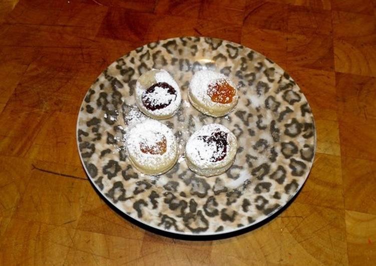 Grandma'sKolacki-Polish Cookies