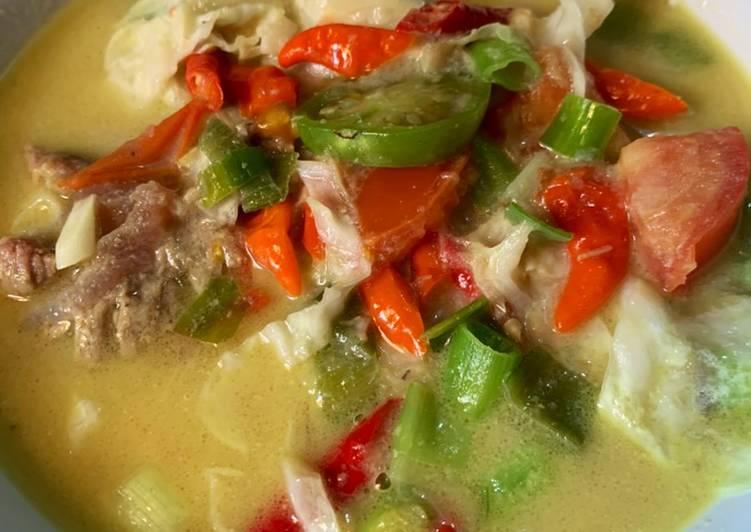 Tongseng Daging Sapi Pedas