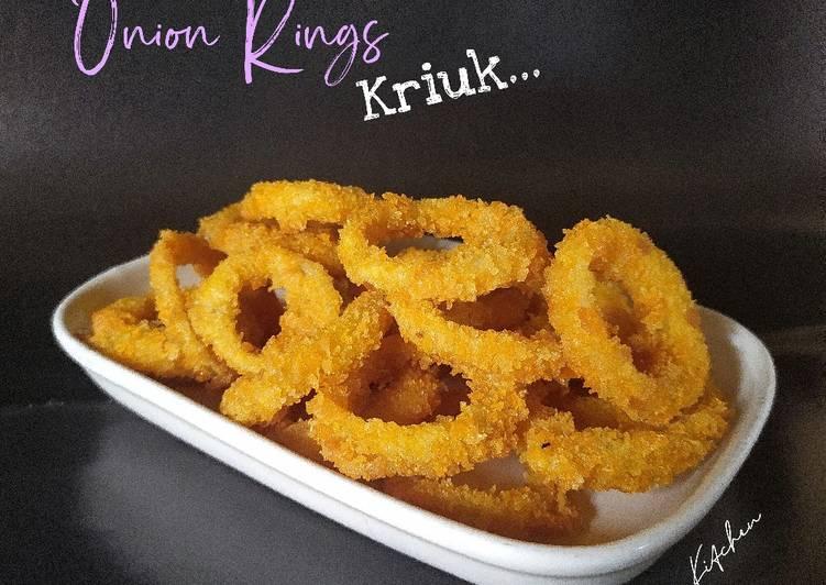 Onion Rings Kriuk