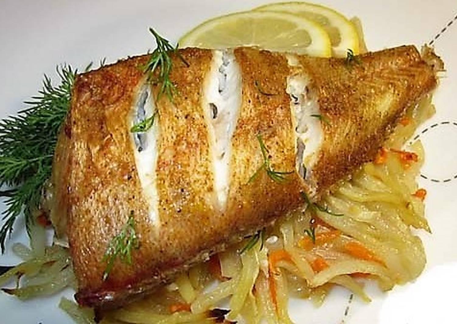отталкивайтесь этой блюда из морского окуня рецепты с фото закята строго