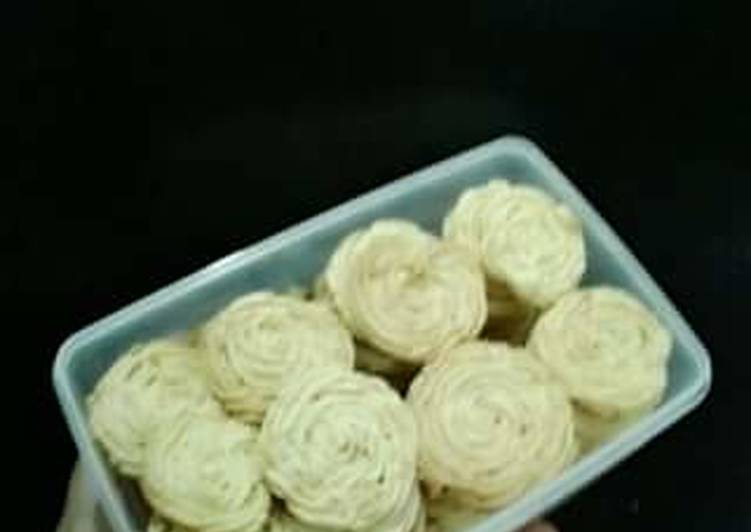 Langkah Mudah untuk Menyiapkan Kue Sagu Keju Anti Gagal