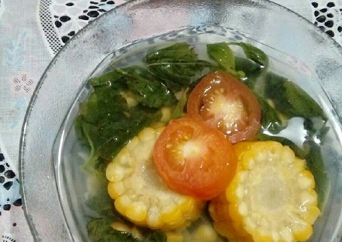 Sayur Bening - Bayam Kunci (🇮🇩) #recook
