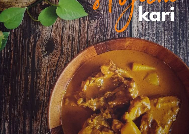 Kari Ayam - velavinkabakery.com