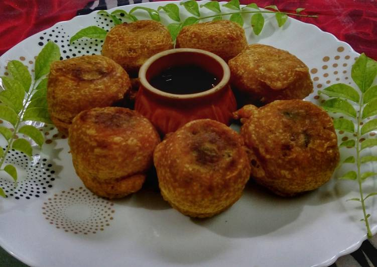 Recipe of Homemade Batata Vada